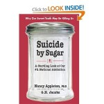 book cover - Suicide by Sugar